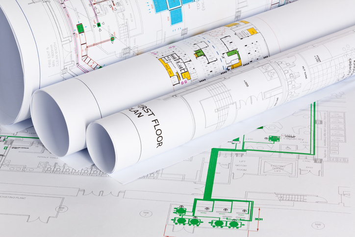even on small installs, you need to how to read hvac blueprints and Tabloid Paper Size